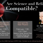 Are Science and Religion Compatible